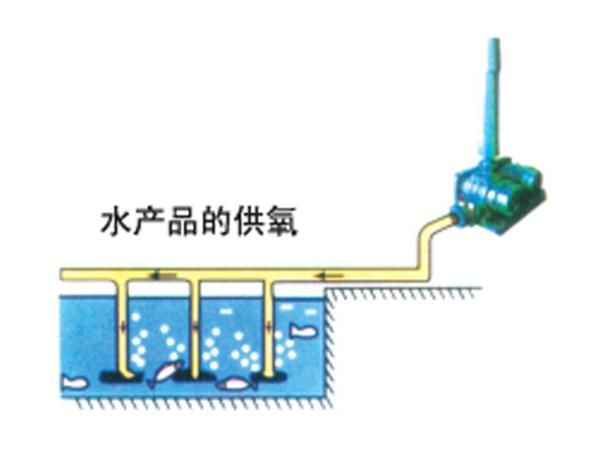 水产养殖供氧